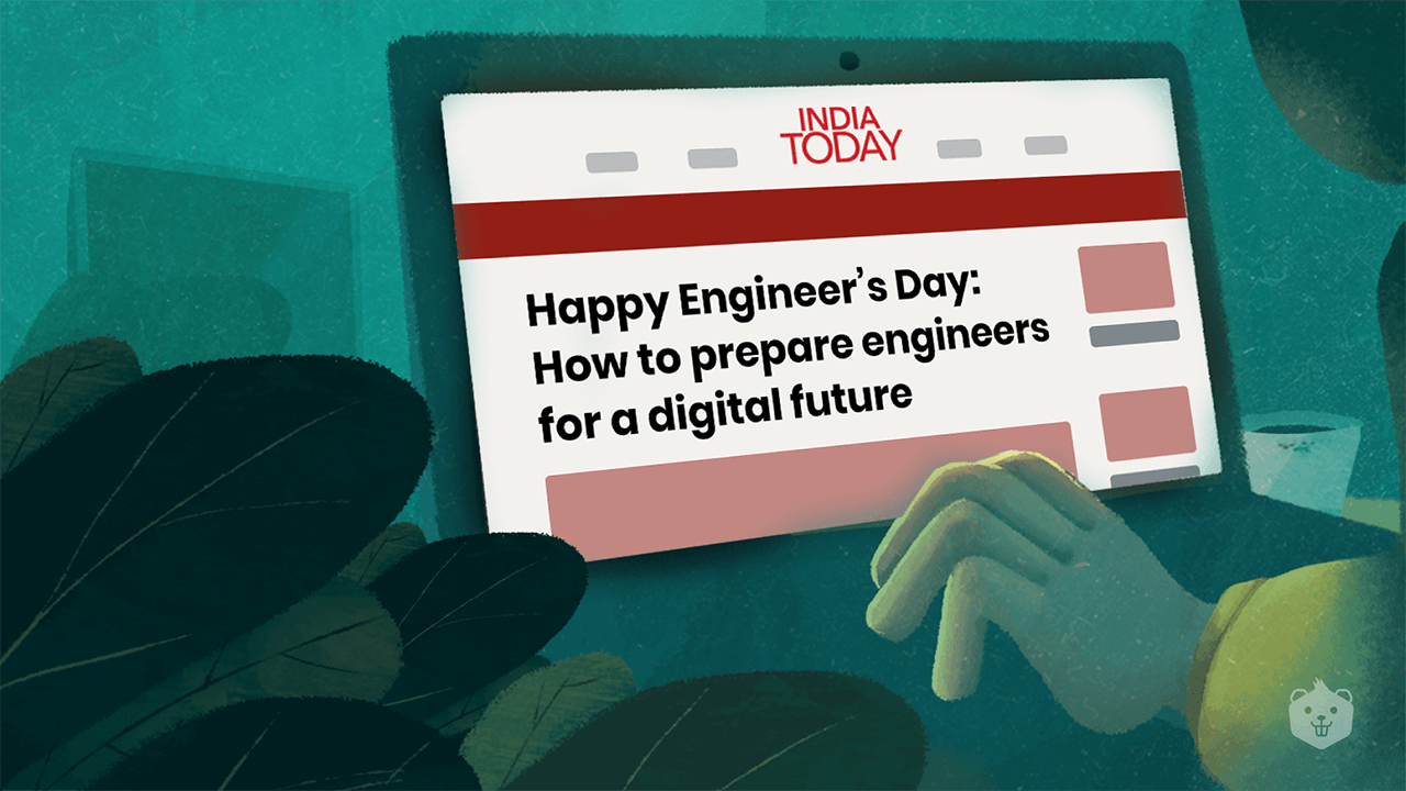 Crio celebrates Engineer's Day with India Today